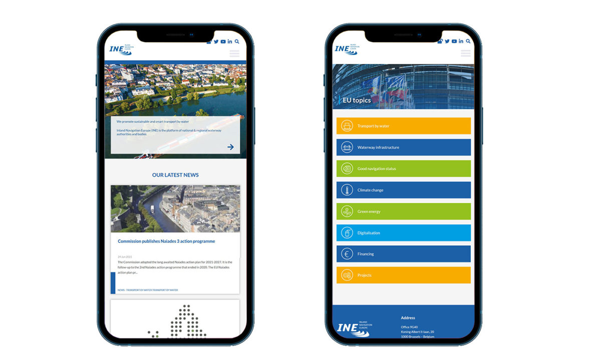 ALYS projet - Inland Navigation Europe