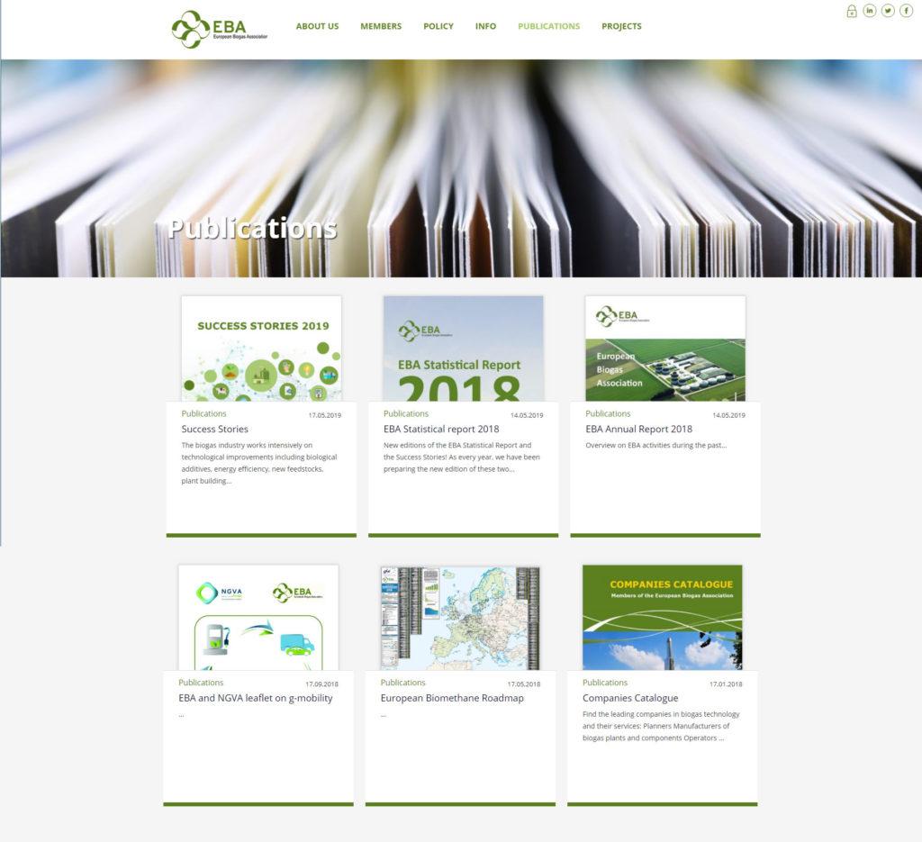 ALYS projet - European Biogas Association