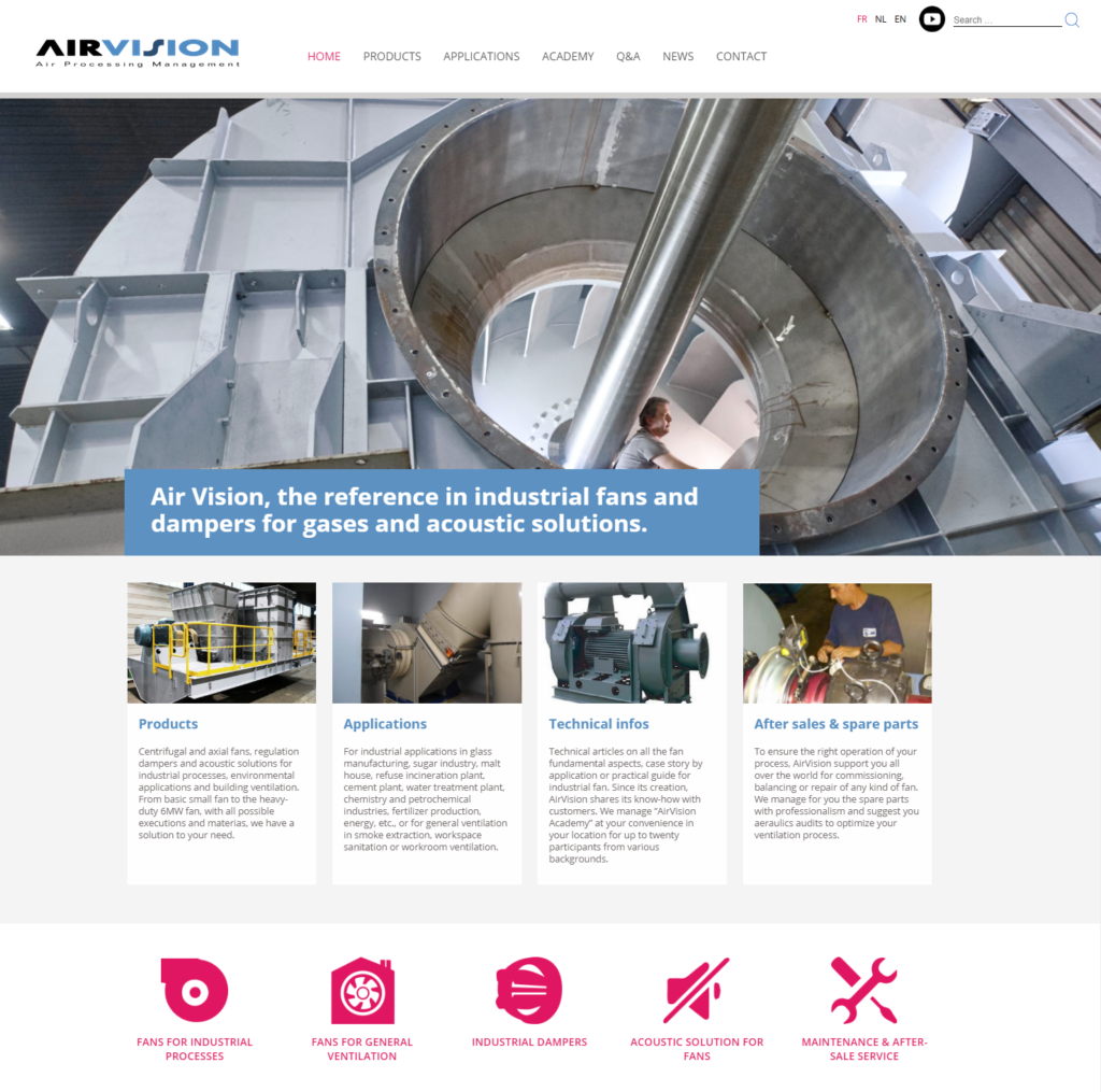 ALYS projet - Airvision