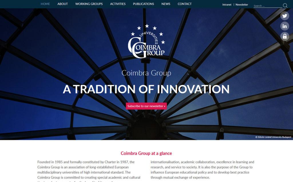 ALYS projet - Coimbra Group
