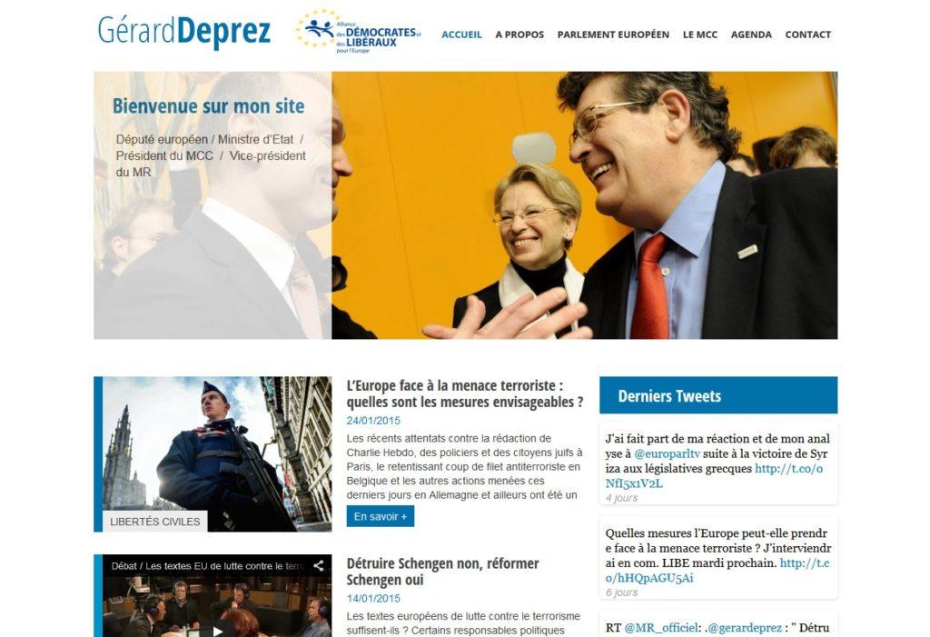 ALYS projet - Gérard Deprez