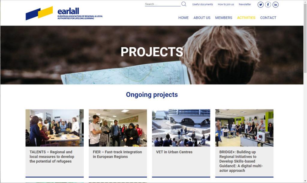 ALYS projet - EARLALL