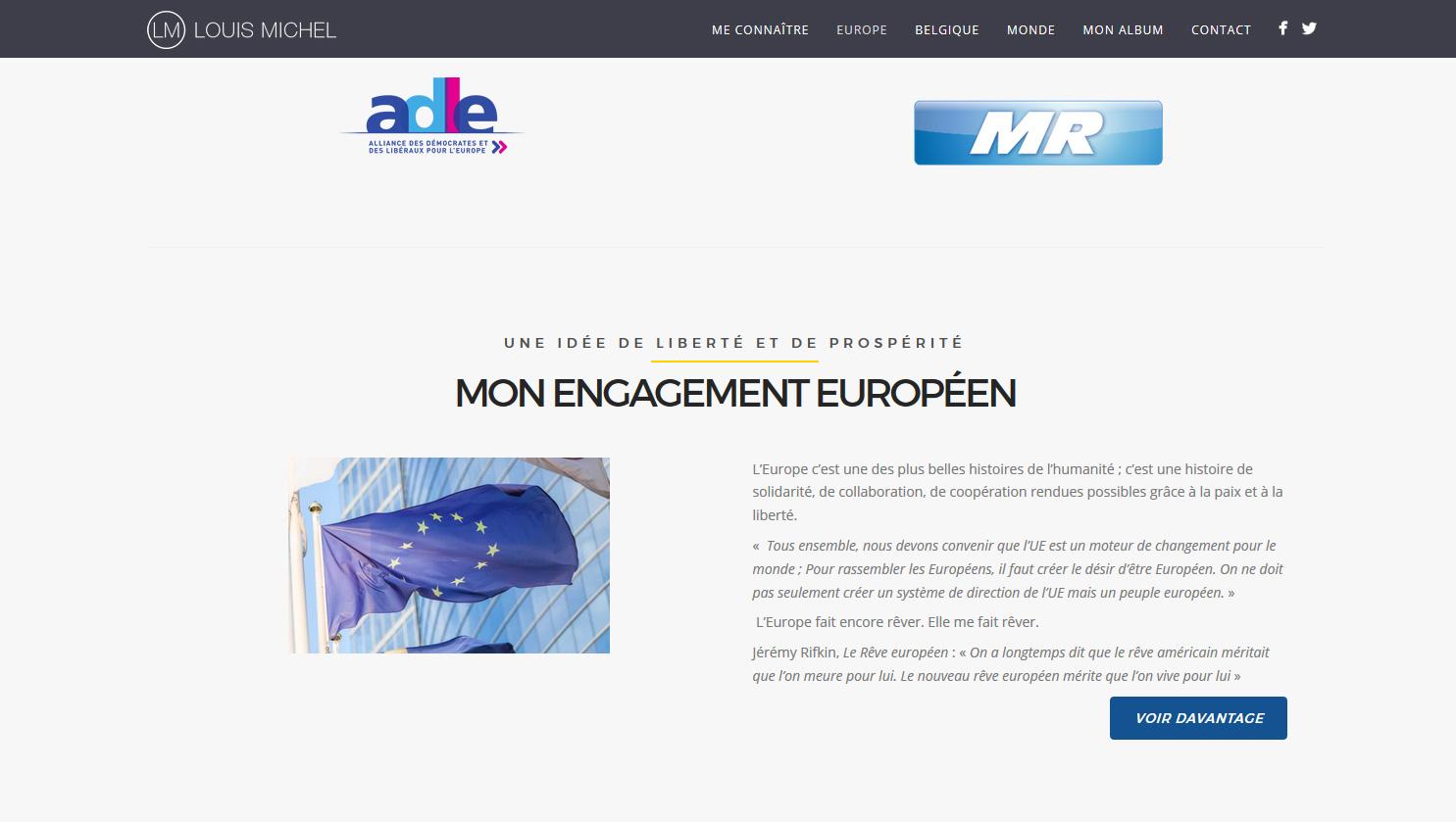 ALYS projet - Louis Michel